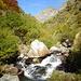 All'inizio della salita si supera il torrente Mastallone.