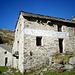 Vecchio albergo all'Alpe Selle.