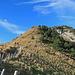 """der letzte """"Hügel"""" vor den Staubern"""
