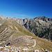 Weiter geht's, ein alter Bekannter erscheint zögerlich, aber immerhin: Der Mont Clapier.