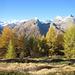 Un altro gran belvedere: dal Gran Paradiso alla Grivola.