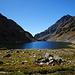 Blick zurück Lac de la Fous