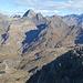 Monte Cabianca -vista verso il Diavolo