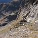 Monte Cabianca - discesa