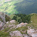 Rotgrätli vom Gipfel des gr. Mythen gesehen