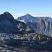 Pizzo delle Saette a sx,più basso a dx è il monte Freddone...sullo sfondo il monte Altissimo...