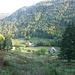 le départ de la randonnée : St Wilhelm-Napf
