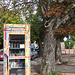 Old Telephone booth - new book exchange