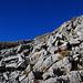 Rock Scrambling an der Oberen Gottesackerwand