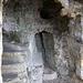 The eremit's cave below the chapel
