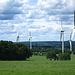 The turbines near Höfen