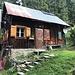 ... zur Hütte auf Hohmättli