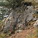 eine sehr leichte Kletterei nur wenig ausgesetzt,  höchstens T3+ - T4
