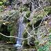hier fließt noch Wasser durch den Bah ohne Namen