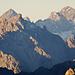Hinten die wunderschöne Marchspitze und die Große Krottenkopf.