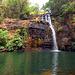 ...zum Seelein mit höchstem Wasserfall