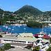 Victoria auf den Seychellen