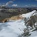 Gletscher zwischen Piz Surgonda und Piz Traunter Ovas.