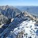 nix los an diesem schönen Oktobertag, ich war völlig alleine unterwegs; ein absoluter Pflichttag für's Gebirge!