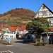 Heppenheim, hinten der Schlossberg
