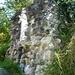 Römische Wasserleitung im Weideli. Sie wurde ums Jahr 100 erbaut und führte mit 1,3 Promille Gefälle Trinkwasser von Lausen (Ergolz) zur Römerstadt Augusta Raurica.