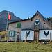 die Gampernei Ski Hütte (Büza)