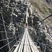 Trift-Hängeseilbrücke live