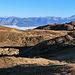Hügellandschaft bein Abstieg zum Berghaus Malbun