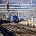 Noch herrschte eitler Sonnenschein als ich in Liestal (327m) am Bahnhof auf die Waldenburgerbahn wartete.