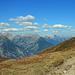Wolkenaufzug über Muttekopf und Heiterwand