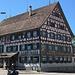 Stattliches Haus am Dorfplatz