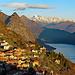 Phantastischer Blick auf die italiänische Seite.