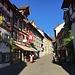 Wandeln durch die pittoreske Altstadt