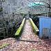 il Ponte Romano unterhalb Niva