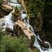 Auf dem Weg ins Etzlital gibt es den einen oder anderen kleinen Wasserfall zu bestaunen.