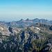 Bälmeten, Höch Fulen und die Liderner Gipfel