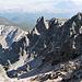 Der Gipfelgrat ist felsig aber unschwierig