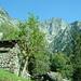 Piz de Groven, von der Alp de Gimagn