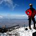 Der Gipfel des Citlaltepetl