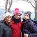 Luisa, Marcia e Daniela