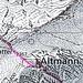 Grober Wegbeschrieb zum Altmann Gipfel