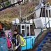 Talstation der Seilbahn nach Schönhalden