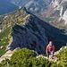 Leichtes Gelände auf den Gipfel des Kleinen Festlbeilstein