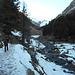 lungo la la lunga Val Vallanta