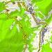 <b>Tracciato GPS Tur dell'Alpe (parte alta).</b>