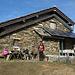 Monte Argentea: Rifugio Argentea