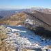 Panorama dal Monte Colmegnone 1383 mt.