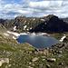 Aussicht auf den Lost Man Lake