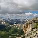 In der Nähe des East Geissler Peaks
