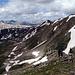 Auf dem Weg zum Geissler Mountain